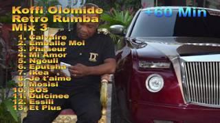 KOFFI OLOMIDE – RETRO RUMBA MIX 3