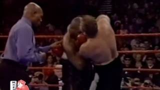 Майк Тайсон - Франсуа Бота 49 (2) Mike Tyson vs Francois Botha