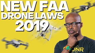 New FAA Drone Hobbyist Laws Explained - 2019