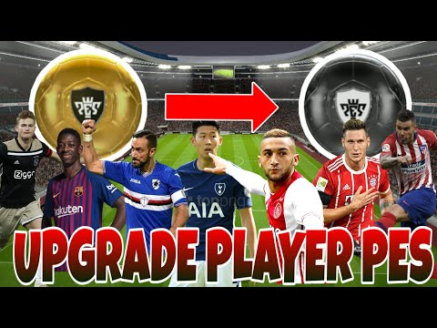 All New Latest Gold Ball Upgrades (Part 1) | PES 2019