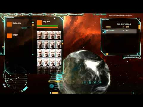 Novus Aeterno [Archive 004] MMORTS Planet Development & Ship Design\ufeff