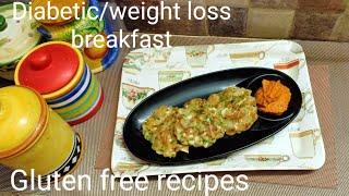 Breakfast recipe for diabetic/weight loss/in tamil/jowar-chola recipes/millet gluten free recipes