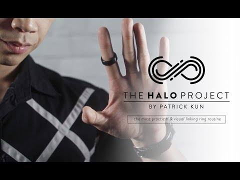 Halo Project by Patrick Kun