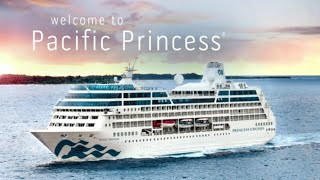 Pacific Princess: Overview