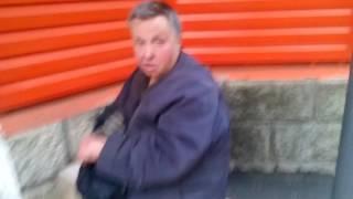 Сумасшедшая бабка Олька посылает на хуй и к Емельяновой 2
