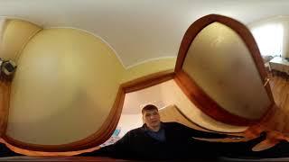 1-комн. квартира, ул. Байкальская, 215а (формат 360 градусов)