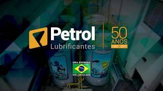 Institucional 50 anos Petrol Lubrificantes