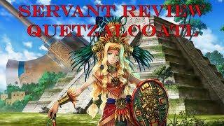 Quetzalcoatl  - (Fate/Grand Order) - Fate Grand Order   Should You Summon Quetzalcoatl - Servant Review