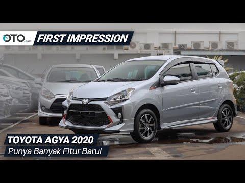 Toyota Agya 2020 | First Impression | Lebih Kaya Fitur | OTO.com