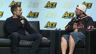 Tom Holland, Sebastian ͏Stan & Anthony Mackie: Spider-Man & Avengers Panel   ACE Comic Con Seattle