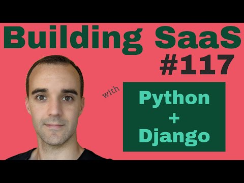 Bulk Delete Form - Building SaaS with Python and Django #117 thumbnail