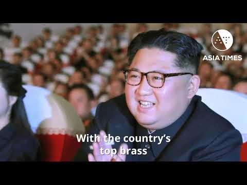 'Purged' North Korean makes a comeback