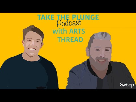 Arts Thread – Alex Brownless | Take The Plunge Podcast