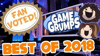 GAME GRUMPS BEST OF 2018: As Voted By Fans!