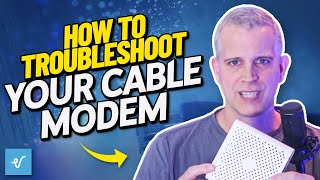 How To Troubleshoot Your Cable Modem
