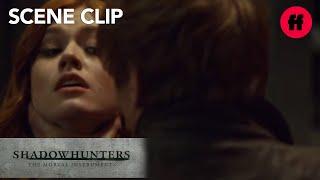 Shadowhunters | Season 2, Episode 18: Clary Confronts Sebastian | Freeform