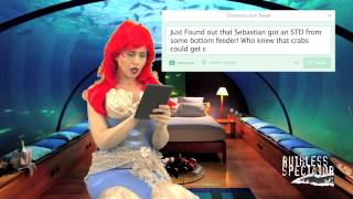 Tweets of the Rich & Famous: Ariel #1