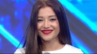 """Şebnem Keskin - """"Vazgeçtim"""" Performansı - X Factor Star Işığı"""