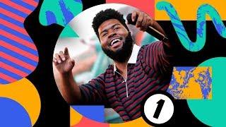 Khalid   Talk (Radio 1's Big Weekend 2019)