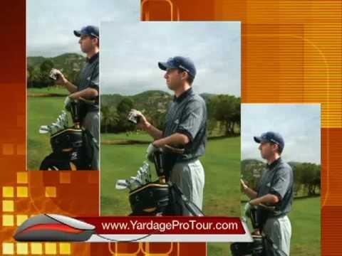 Bushnell Yardage Pro Tour Rangefinder - Many Rangefinders