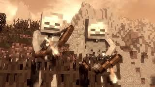 Alone (Marshmello) Minecraft Animation