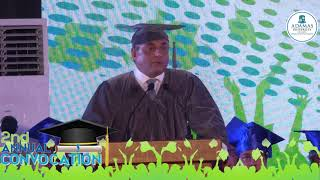 Adamas University | 2nd Annual Convocation | T.V Narendran