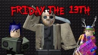 [Interactive Movie] Can you Survive Friday the 13th? - ROBLOX Video