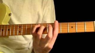 Sha-La-La(Make Me Happy) by Al Green Guitar Lesson