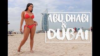 DUBAI & ABU DHABI, Wealth, Curiosities And Attractions |Riqueza, Curiosidades Y Atracciones🕌