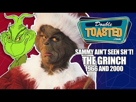 THE GRINCH - MOVIE REVIEW HIGHLIGHT - Double Toasted