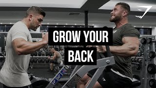 Chris Bumstead & Ryan Terry's Bodybuilder Back Workout | Gymshark