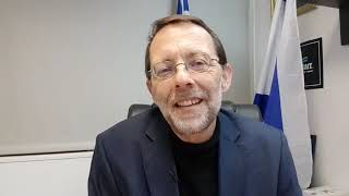 Moshe Feiglin: Enthusiastic and Confident on Upcoming Elections