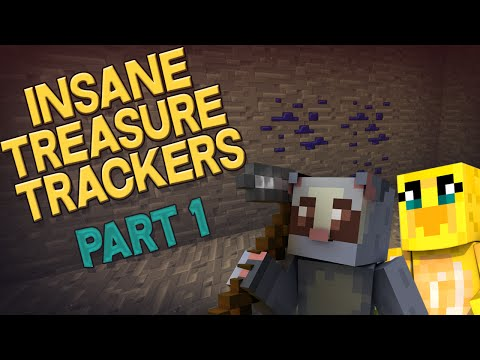 Insane Treasure Trackers - Part 1