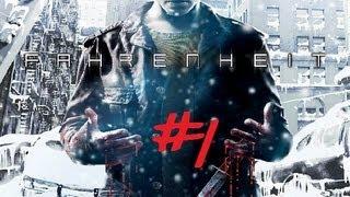 Let's Play Fahrenheit [Blind] - #1 - Blutiger Anfang & kritische Ermittlungen