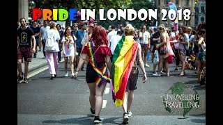 Pride in London 2018 - Video