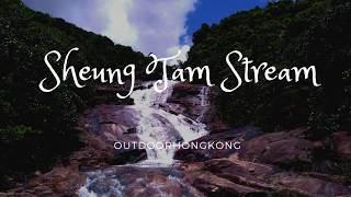 Sheung Tam Stream - Tai Tam - Fei Lung Waterfall