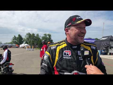 Interviews With Porsche Cup Challenge at Watkins Glen International 2019