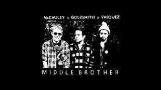 Middle Brother - Blue Eyes