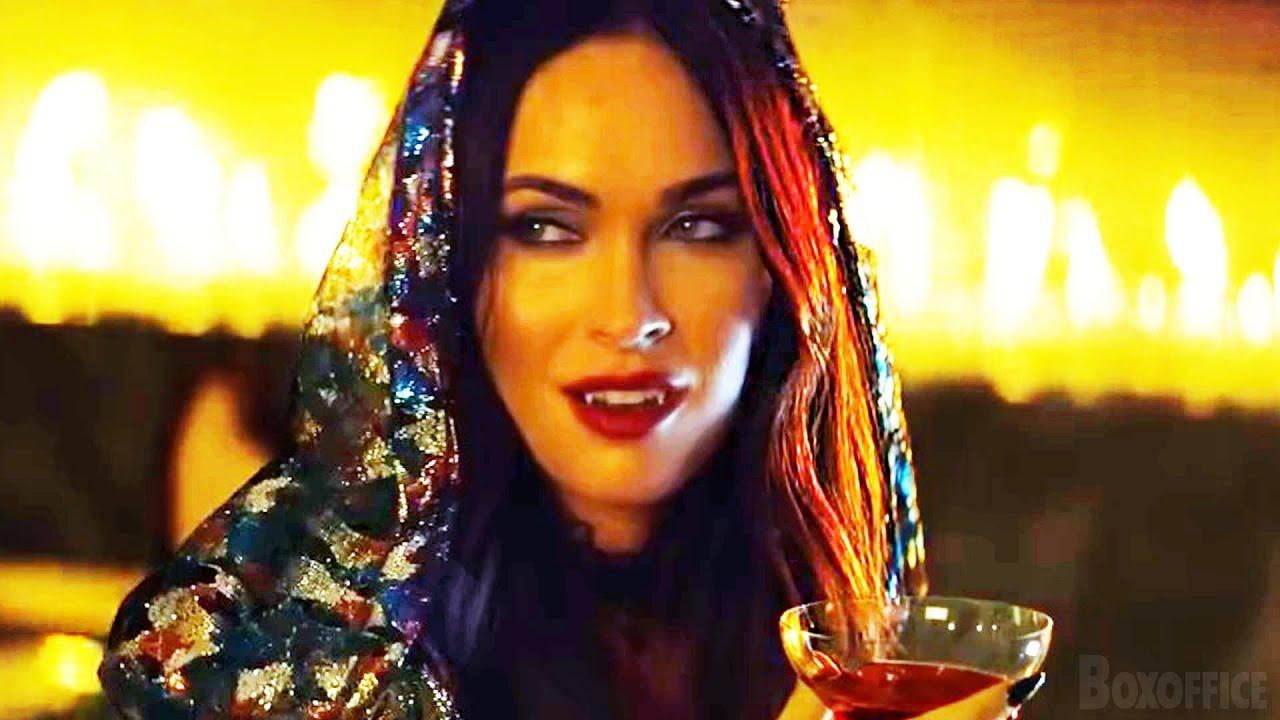 NIGHT TEETH Bande Annonce (Netflix 2021) Megan Fox en Vampire