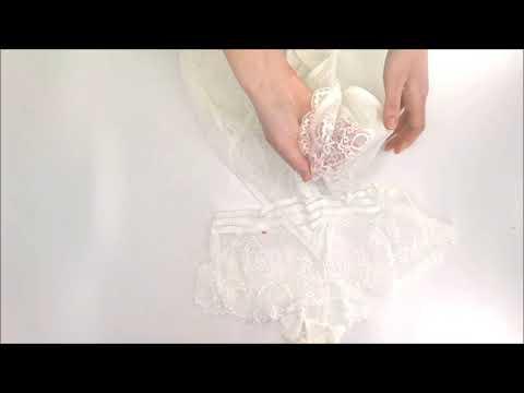 Krásné body 853 - TED white - Obsessive