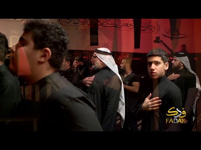 الرادود محمد أبو سلطان - استشهاد السيدة رقية بنت الحسين عليهما السلام