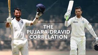 Pujara and Dravid are not only similar batsmen but also similar individuals - Harsha Bhogle
