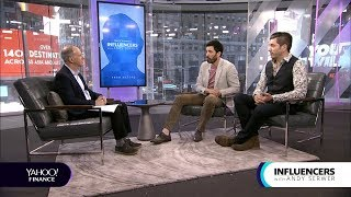 Property Brothers talk real estate, building a brand, and being entrepreneurs