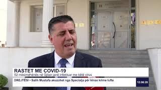 RTK3 Lajmet e orës 12:00 28.10.2020