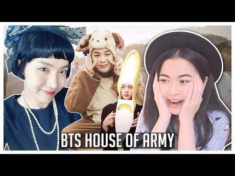 BTS House Of Army (ENG SUB) Reaction! FATHER JUNGKOOK & MOTHER