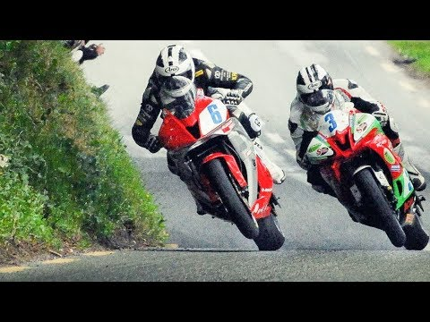 What a Race⚡️ ~R.I.P.~ William Dunlop (Ulster GP–Belfast–N.IRELAND☘️) , (Type Race, Isle of Man TT)