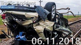 Подборка аварий и дорожных происшествий за 06.11.2018 (ДТП, Аварии, ЧП, Traffic Accident)