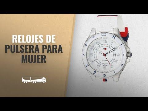 Tommy Hilfiger Relojes De Pulsera Para Mujer 2018 Mejores Ventas: Tommy Hilfiger Women's 1781271