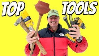 Top 20 Tools Every Man Should Have
