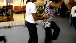 Youth Explosion Praise Break